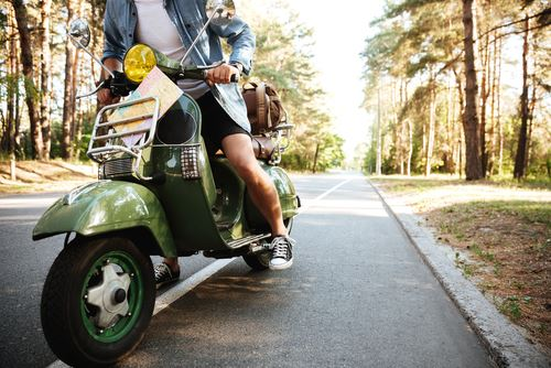 Mopeds And Teens What The Law Says