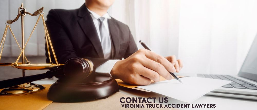 Our lawyers can work with you in the event of a truck accident.